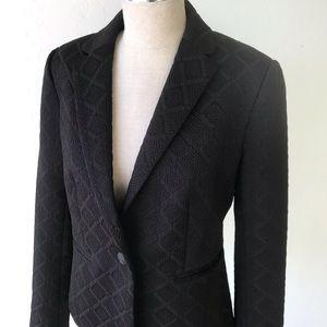 Ann Taylor Textured Blazer